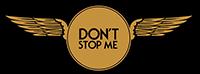 Don't Stop Me - Fundas personalizadas para el asiento de tu moto